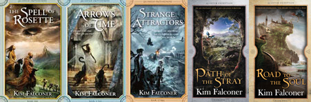 Kim Falconer's books