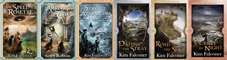 Kim Falconer novels