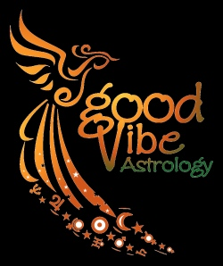 Good Vibe Astrology logo